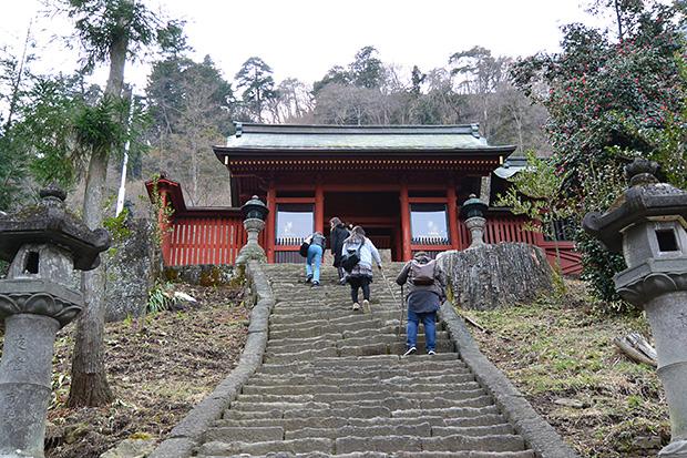 妙義神社の隋神門