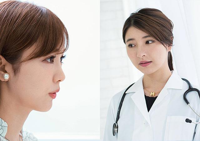 関有美子と木村好珠の女医