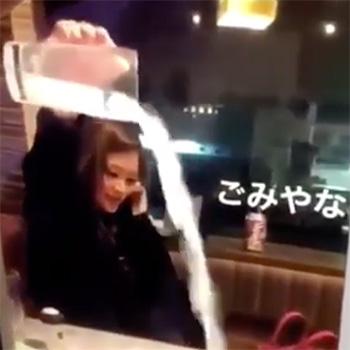 焼肉屋・不適切動画