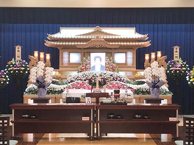 3月20日母の告別式