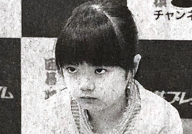 中邑菫ちゃんのこの眼光を見よ!