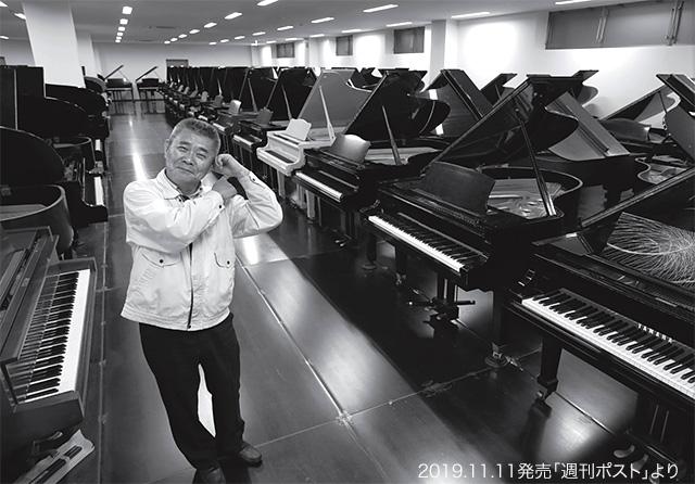 タケモトピアノ竹本会長