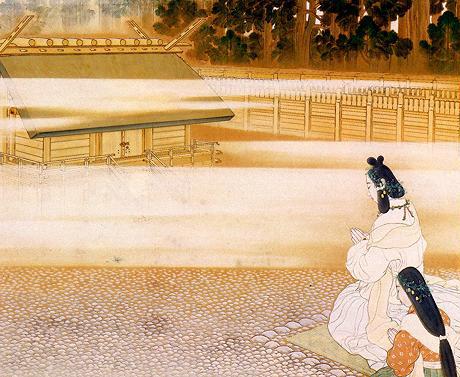 ヤマトヒメノミコト(倭姫命)