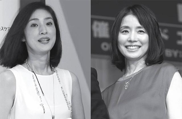 天海祐希と石田ゆり子