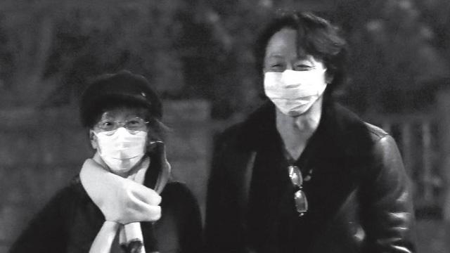 鈴木杏樹と喜多村緑郎