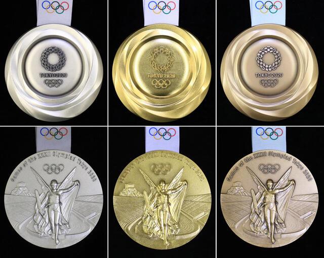 東京2020オリンピック・メダル