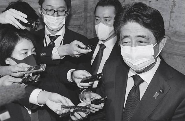 元総理大臣・安倍晋三